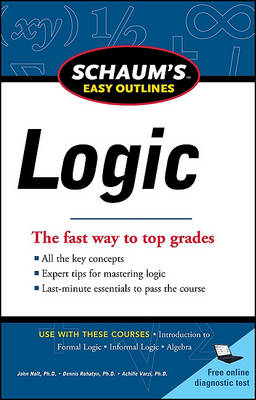 Schaum's Easy Outline of Logic (BOK)