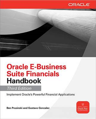 Oracle E-Business Suite Financials Handbook (BOK)