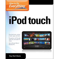 How to Do Everything IPod Touch (BOK)