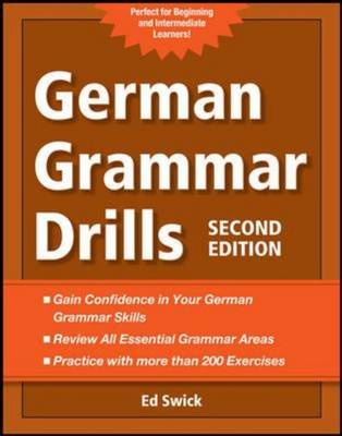 German Grammar Drills (BOK)