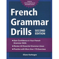 French Grammar Drills (BOK)