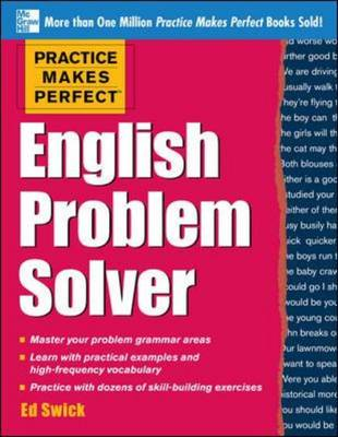 Practice Makes Perfect English Problem Solver (BOK)