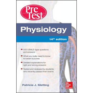 Physiology PreTest Self-Assessment and Review 14/E (BOK)