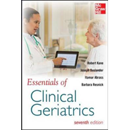 Essentials of Clinical Geriatrics 7/E (BOK)