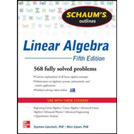 Schaum's Outline of Linear Algebra (BOK)