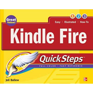 Kindle Fire QuickSteps (BOK)