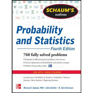 Schaum's Outline of Probability and Statistics (BOK)