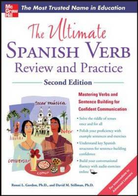 Ultimate Spanish Verb Review and Practice, Second Edition (BOK)