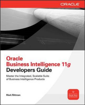 Oracle Business Intelligence 11g Developers Guide (BOK)