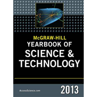 McGraw-Hill Yearbook of Science and Technology: 2013 (BOK)