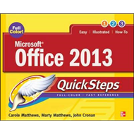 Microsoft (R) Office 2013 QuickSteps (BOK)