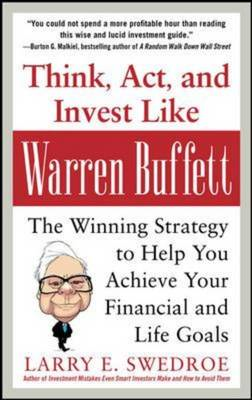 Think, Act, and Invest Like Warren Buffett: The Winning Stra (BOK)