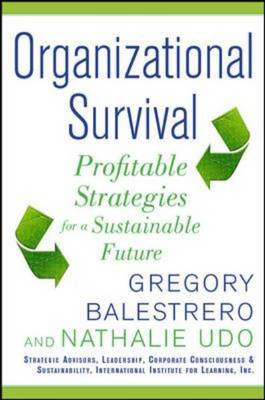 Organizational Survival: Profitable Strategies for a Sustainable Future (BOK)