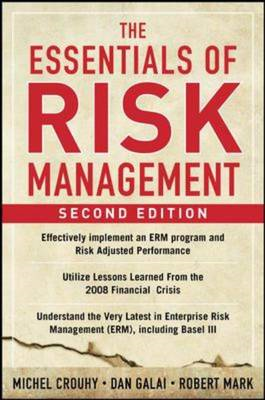 Essentials of Risk Management, Second Edition (BOK)
