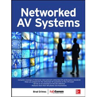 Networked Audiovisual Systems (BOK)
