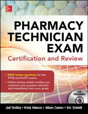 Pharmacy Technician Exam Certification and Review (BOK)