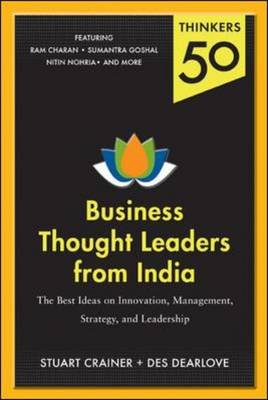 Thinkers 50: Business Thought Leaders from India (BOK)