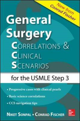 General Surgery: Correlations and Clinical Scenarios (BOK)