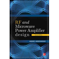 RF and Microwave Power Amplifier Design, Second Edition (BOK)