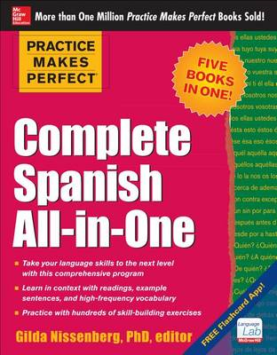 Practice Makes Perfect Complete Spanish All-in-One (BOK)