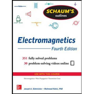 Schaum's Outline of Electromagnetics (BOK)