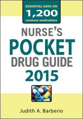 Nurses Pocket Drug Guide 2015 (BOK)
