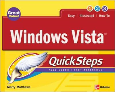 Windows Vista QuickSteps (BOK)