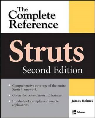 Struts: The Complete Reference (BOK)