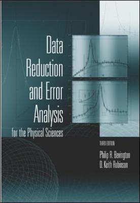 Data Reduction and Error Analysis for the Physical Sciences (BOK)