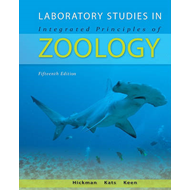 Laboratory Studies in Integrated Principles of Zoology (BOK)