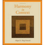 Harmony in Context (BOK)