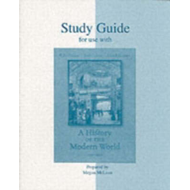 A History of the Modern World: Study Guide for Use with Palmer-Colton-Kramer (BOK)