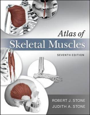 Atlas of Skeletal Muscles (BOK)