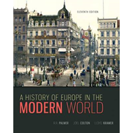 A History of Europe in the Modern World (BOK)