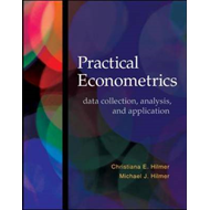 Practical Econometrics: Data Collection, Analysis, and Application (BOK)