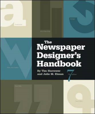 The Newspaper Designer's Handbook (BOK)