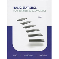Basic Statistics for Business and Economics (BOK)