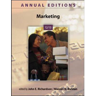 Annual Editions: Marketing: 12/13 (BOK)