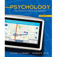 Psychology: The Science of Mind and Behavior (BOK)