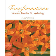 Transformations: Women, Gender and Psychology (BOK)