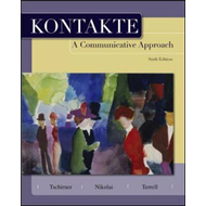 Kontakte: A Communicative Approach (BOK)