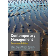 Contemporary Management (BOK)