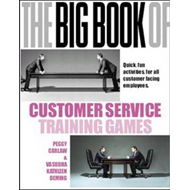 Big Book of Customer Service Training Games (BOK)