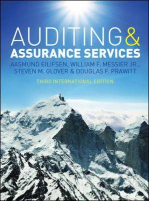 Auditing & Assurance Services, Third International Edition w (BOK)