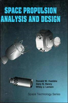 LSC Space Propulsion Analysis and Design with Website (BOK)