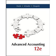 Advanced Accounting (BOK)