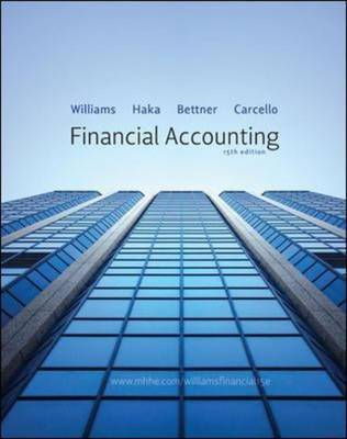Financial & Managerial Accounting (BOK)