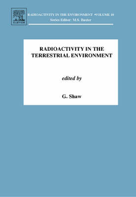 Radioactivity in the Terrestrial Environment (BOK)