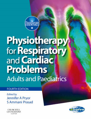 Physiotherapy for Respiratory and Cardiac Problems (BOK)
