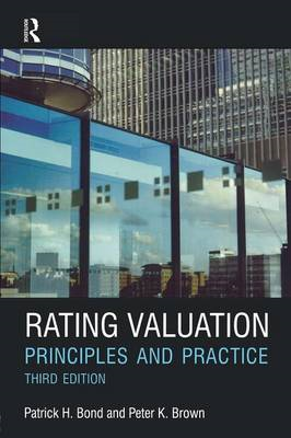Rating Valuation: Principles and Practice (BOK)